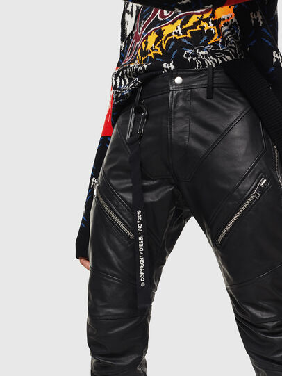 Diesel - P-VON-L, Black - Pants - Image 3