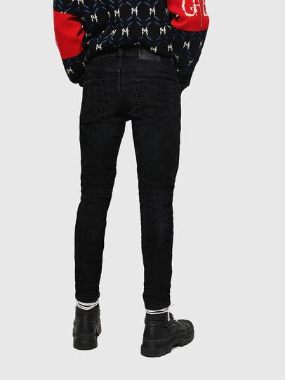 Diesel - D-Strukt 0091I, Black/Dark grey - Jeans - Image 2