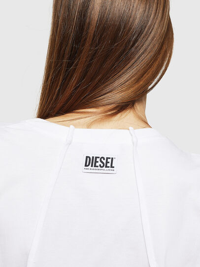 Diesel - T-DASHA, White - Tops - Image 3