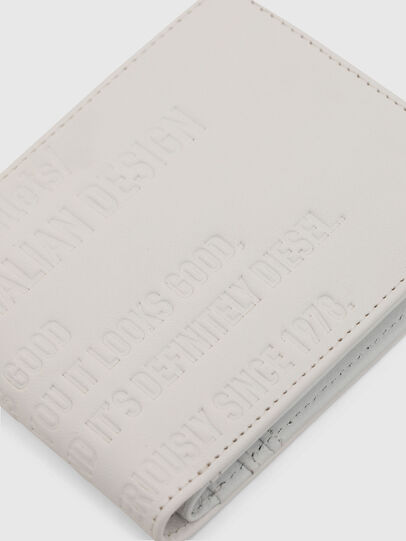Diesel - HIRESH S, White - Small Wallets - Image 4