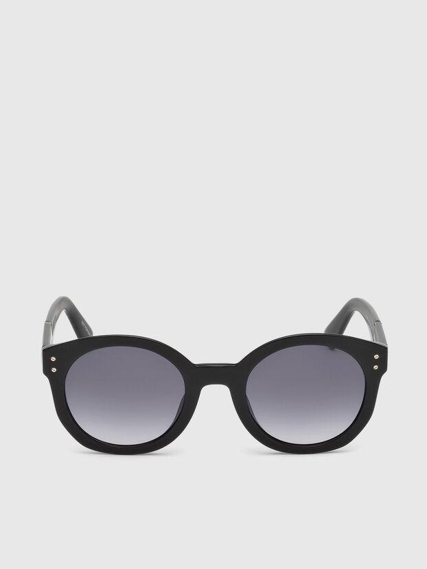 DL0252, Black - Sunglasses