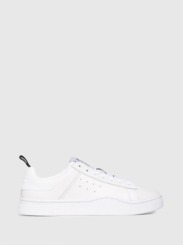 Diesel - S-CLEVER LOW W, White - Sneakers - Image 1