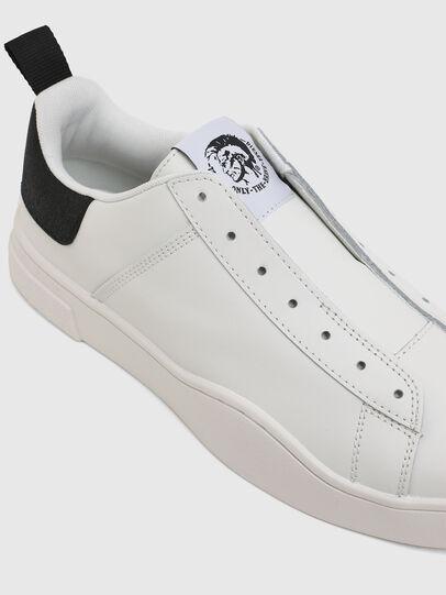 Diesel - S-CLEVER SO, White/Black - Sneakers - Image 4