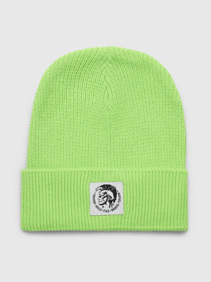 K-CODER, Green Fluo - Knit caps