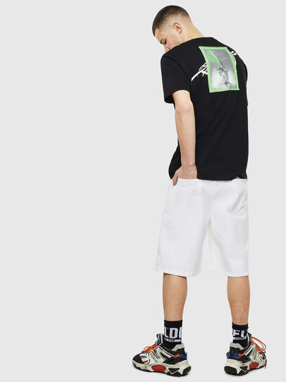 Diesel - T-JUST-T11,  - T-Shirts - Image 4