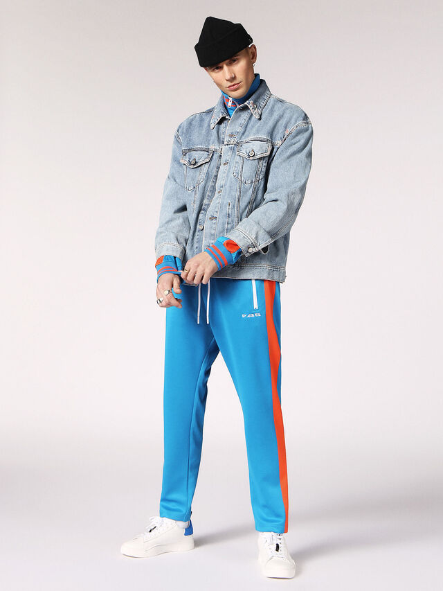 Diesel - D-WANO, Light Blue - Denim Jackets - Image 8