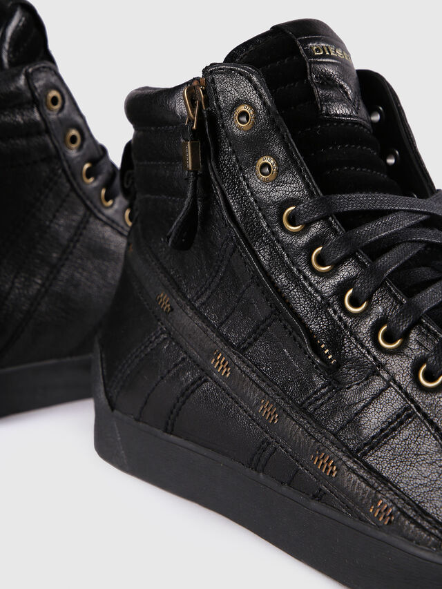 Diesel - D-STRING PLUS, Black - Sneakers - Image 5