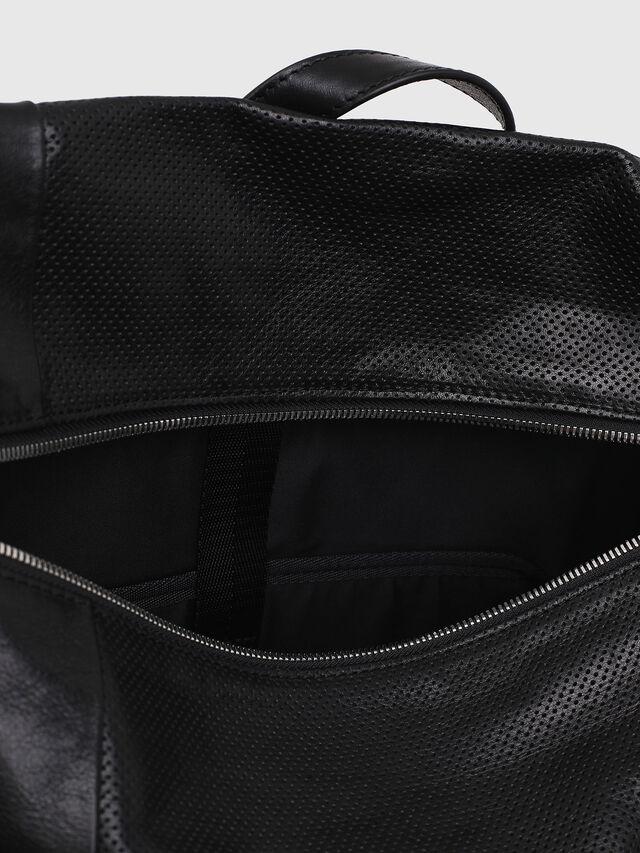 Diesel - L-TOLLE BACK, Black - Shopping and Shoulder Bags - Image 4