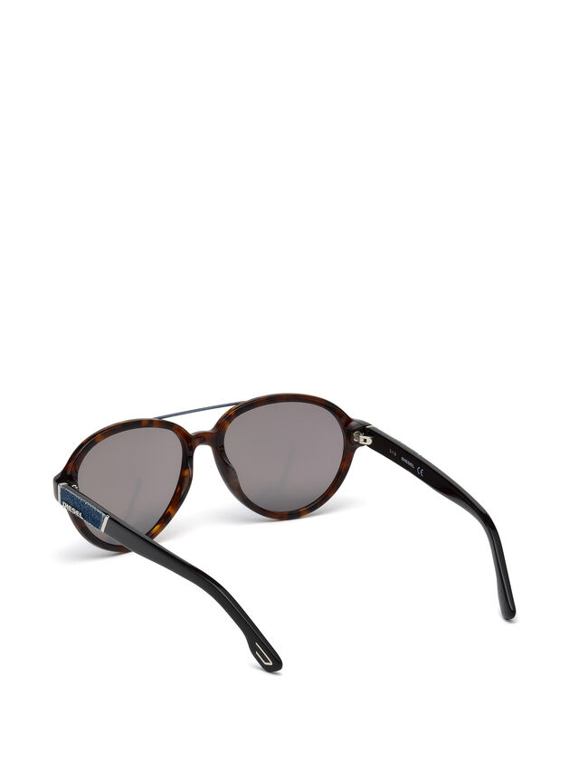 Diesel - DL0214, Brown - Sunglasses - Image 2