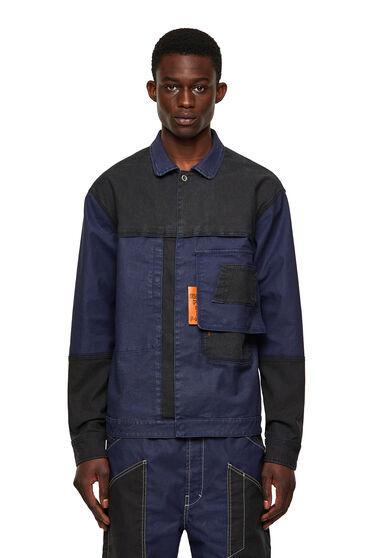 Jacket in bicolour JoggJeans