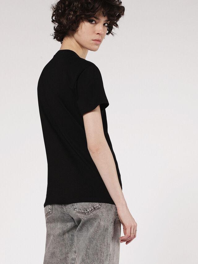 Diesel - T-EXPLO, Black - T-Shirts - Image 2