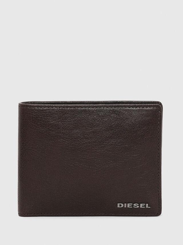 Diesel HIRESH, Brown - Small Wallets - Image 1