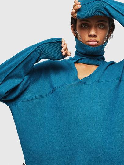 Diesel - M-LILIA, Blue Marine - Dresses - Image 3