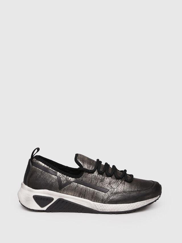 Diesel - S-KBY, Gold/Black - Sneakers - Image 1