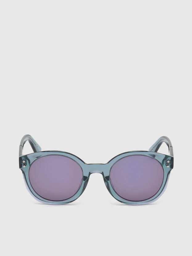 DL0252, Blue - Sunglasses