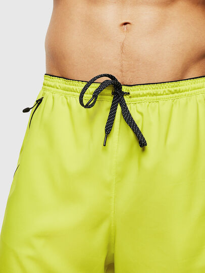 Diesel - BMBX-TUNA, Green Fluo - Swim shorts - Image 3