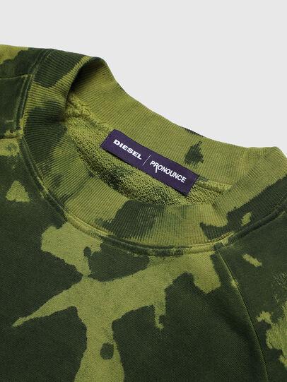 Diesel - PR-SW04, Green - Sweaters - Image 3