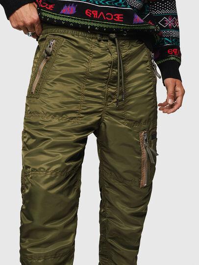 Diesel - P-LEVOKI, Military Green - Pants - Image 3