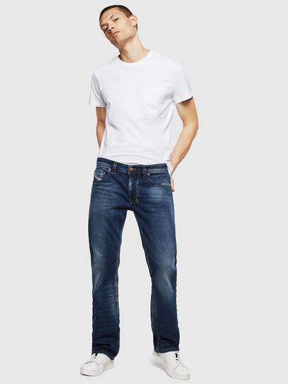 Diesel - Larkee 083AD, Dark Blue - Jeans - Image 5