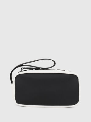 BOLD POUCH, White/Black - Bags