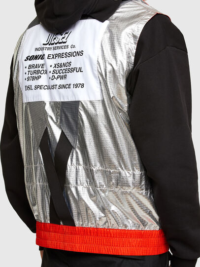Diesel - J-GIOTIS, Orange - Jackets - Image 3