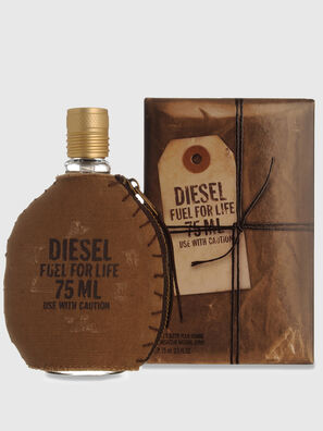 FUEL FOR LIFE MAN 75ML, Brown - Fuel For Life