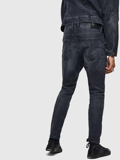 Diesel - D-Vider JoggJeans 0090H, Dark Blue - Jeans - Image 2
