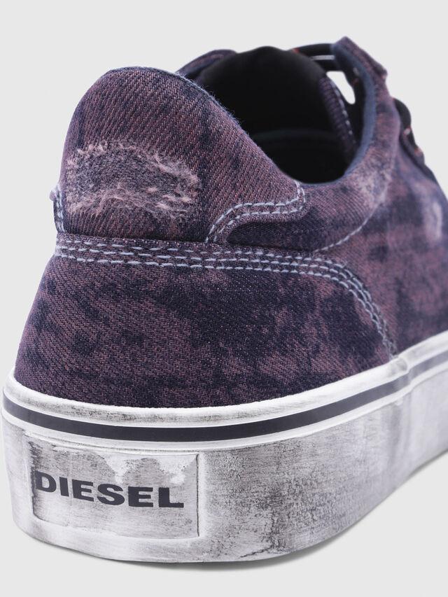 Diesel - S-FLIP LOW, Violet - Sneakers - Image 5
