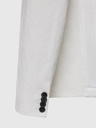 Diesel - J-THULL, White - Jackets - Image 5