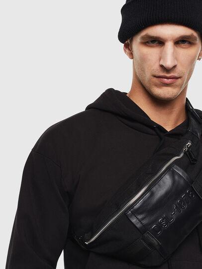 Diesel - FELTRE, Black - Belt bags - Image 8
