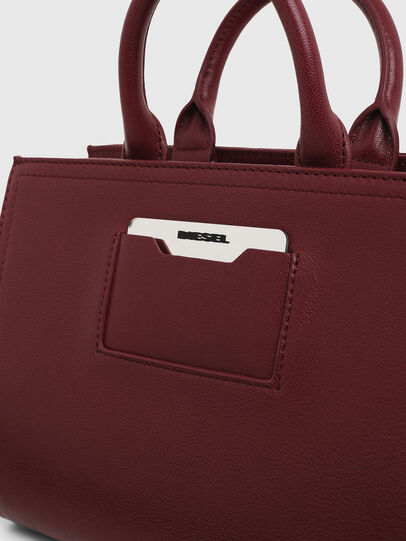 Diesel - PIRITE, Bordeaux - Satchels and Handbags - Image 7