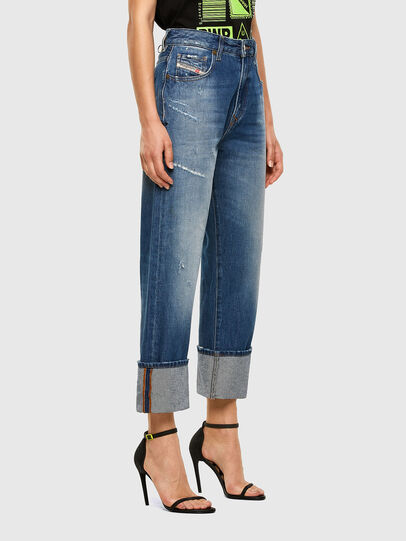 Diesel - D-Reggy 0097B, Medium blue - Jeans - Image 6