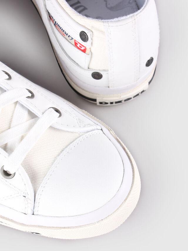 Diesel EXPOSURE LOW I, White - Sneakers - Image 5