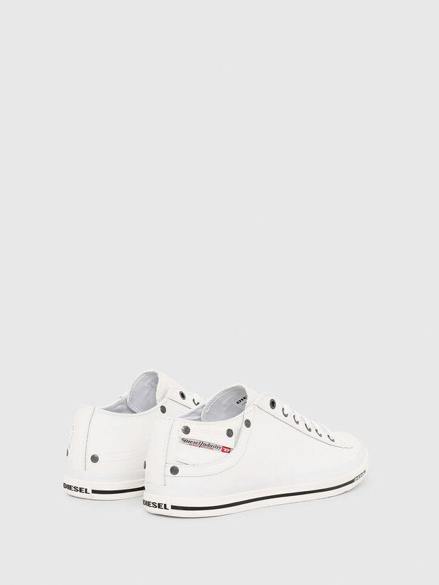 Diesel - EXPOSURE LOW I, White - Sneakers - Image 3