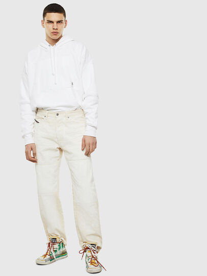 Diesel - S-ASTICO PNT, White - Sneakers - Image 5