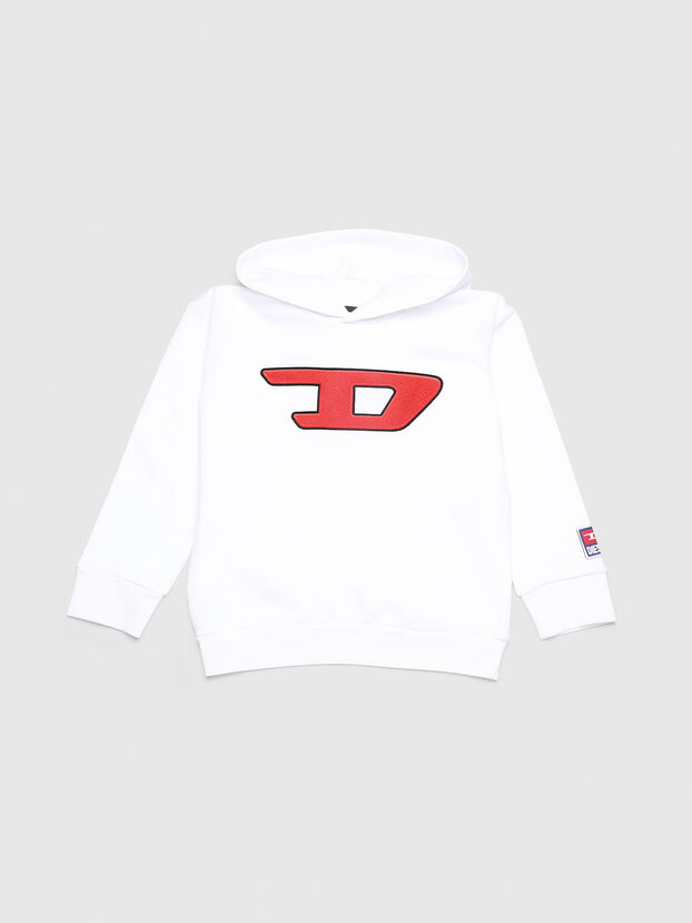 SDIVISION-D OVER, White - Sweaters