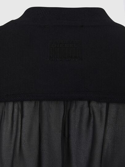 Diesel - F-BIEL, Black - Sweaters - Image 3