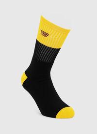 SKM-RAY, Black/Yellow