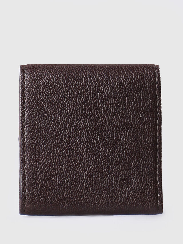 Diesel - KOPPER, Dark Brown - Small Wallets - Image 2