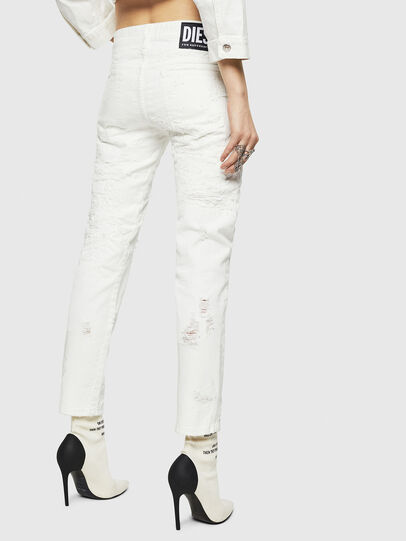 Diesel - D-Rifty 069GY, White - Jeans - Image 2