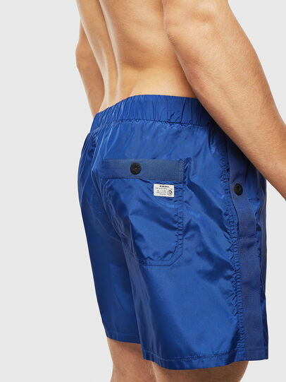 Diesel - BMBX-WAVER, Blue - Swim shorts - Image 3