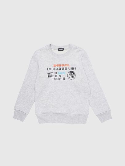 Diesel - SDIEGOXBJ, Grey - Sweaters - Image 1