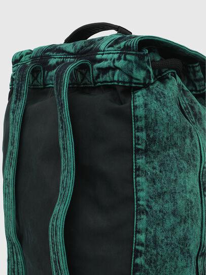 Diesel - GRAFYTI BACK, Green - Backpacks - Image 5