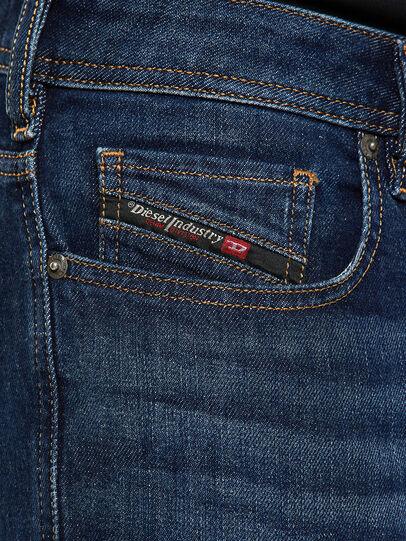Diesel - Zatiny 009HN, Dark Blue - Jeans - Image 3