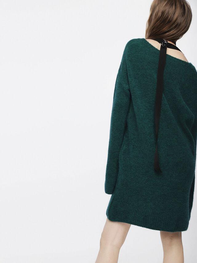 Diesel - M-SOFTY, Bottle Green - Dresses - Image 2