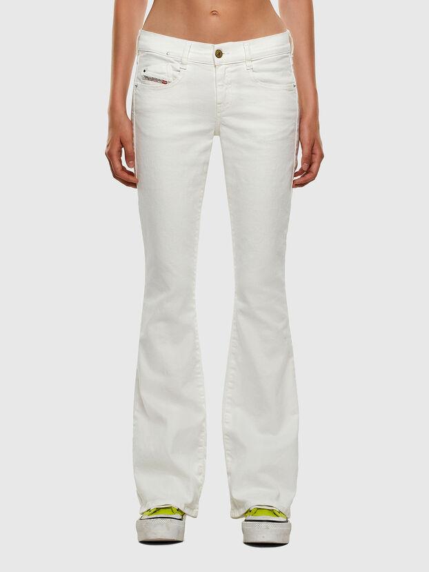 D-Ebbey 069PA, White - Jeans