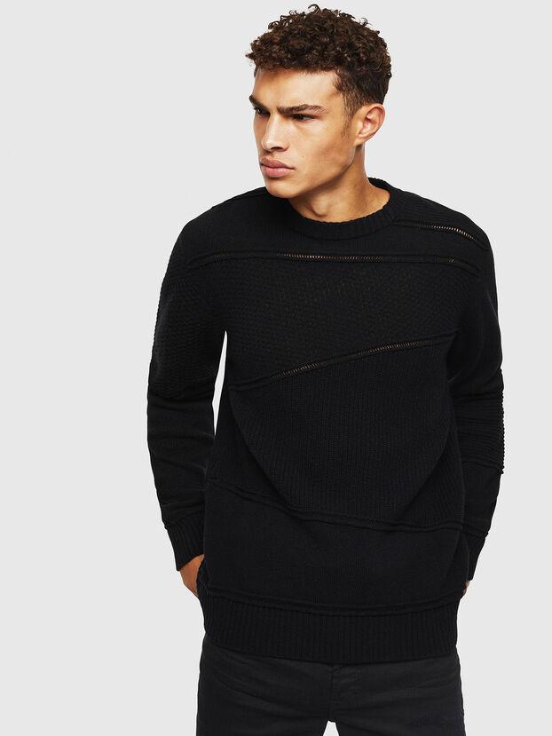 K-PATHY, Black - Knitwear