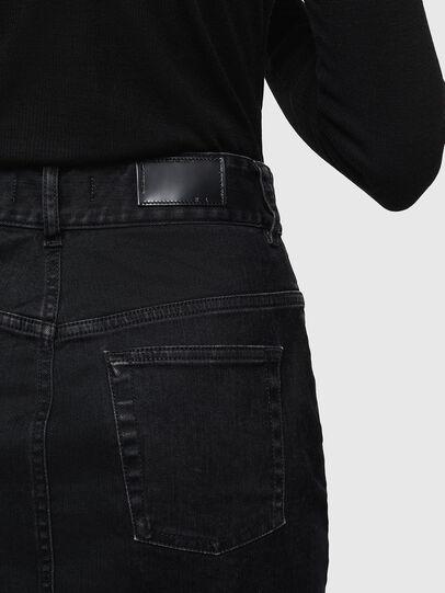 Diesel - OSILKA, Black - Skirts - Image 5