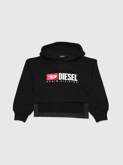 Diesel - SDINIEA, Black - Sweaters - Image 1