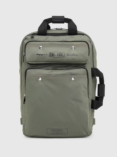 Diesel - TROPHY, Green - Backpacks - Image 2